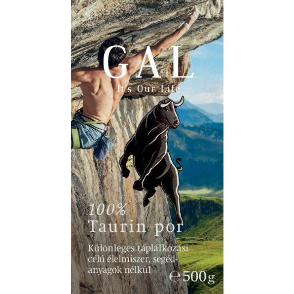 GAL Taurine refill pouch