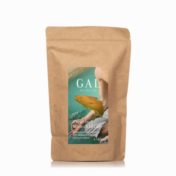 GAL Creatine refill pouch